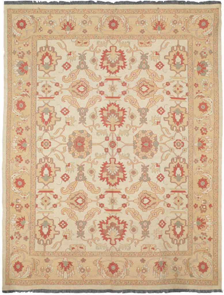 A Soumac styled carpet