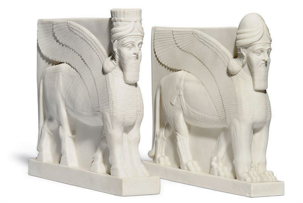 TWO COPELAND PARIAN MODELS