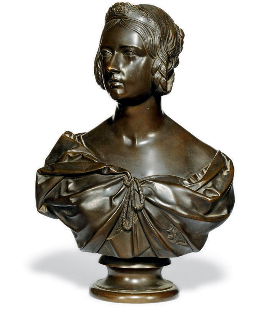 AN ART UNION OF LONDON BRONZE