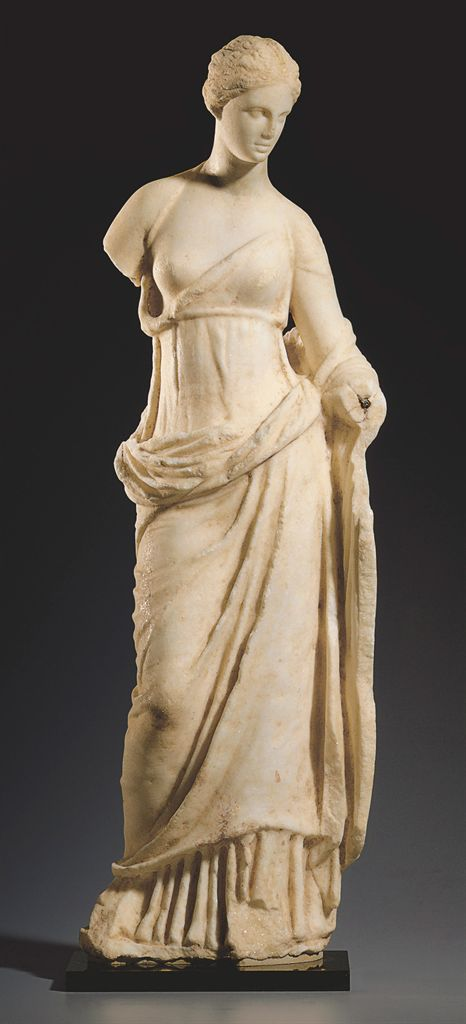 statue of aphrodite essay Essay #1c, compare and contrast-mother earth  around 350 bce, praxiteles created a daring statue of aphrodite for the city of knido in asia minor.