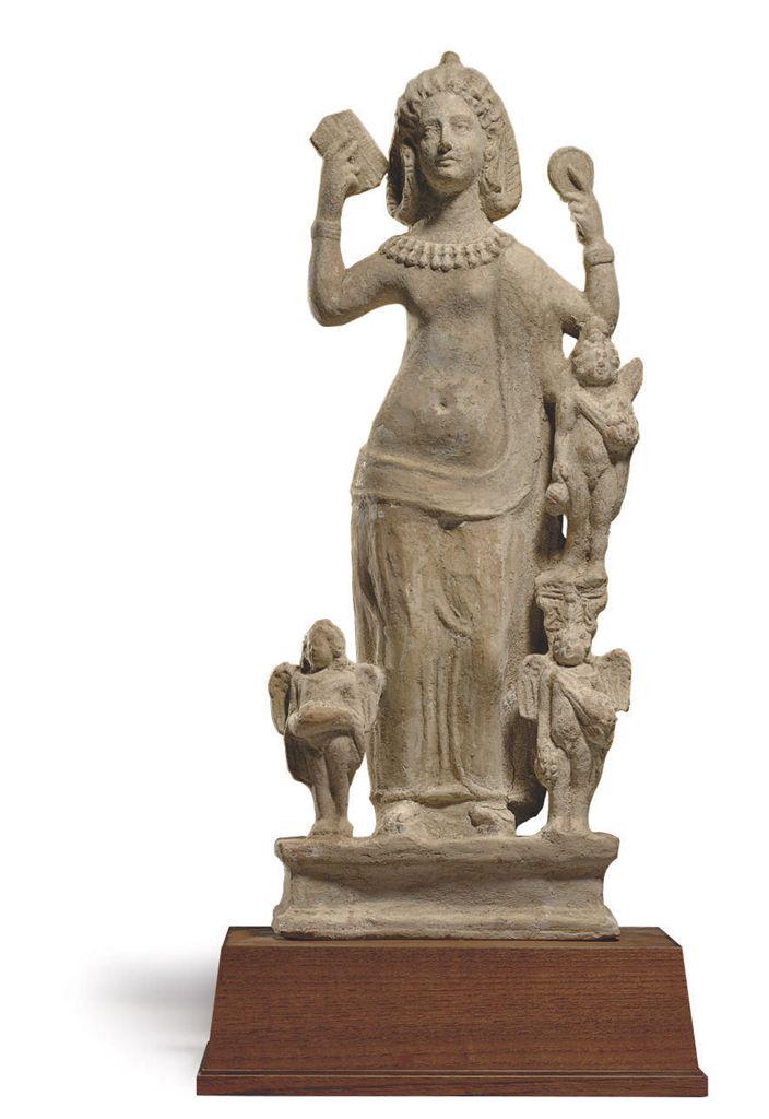 A Roman Terracotta Venus Asia Minor Circa 3rd Century A