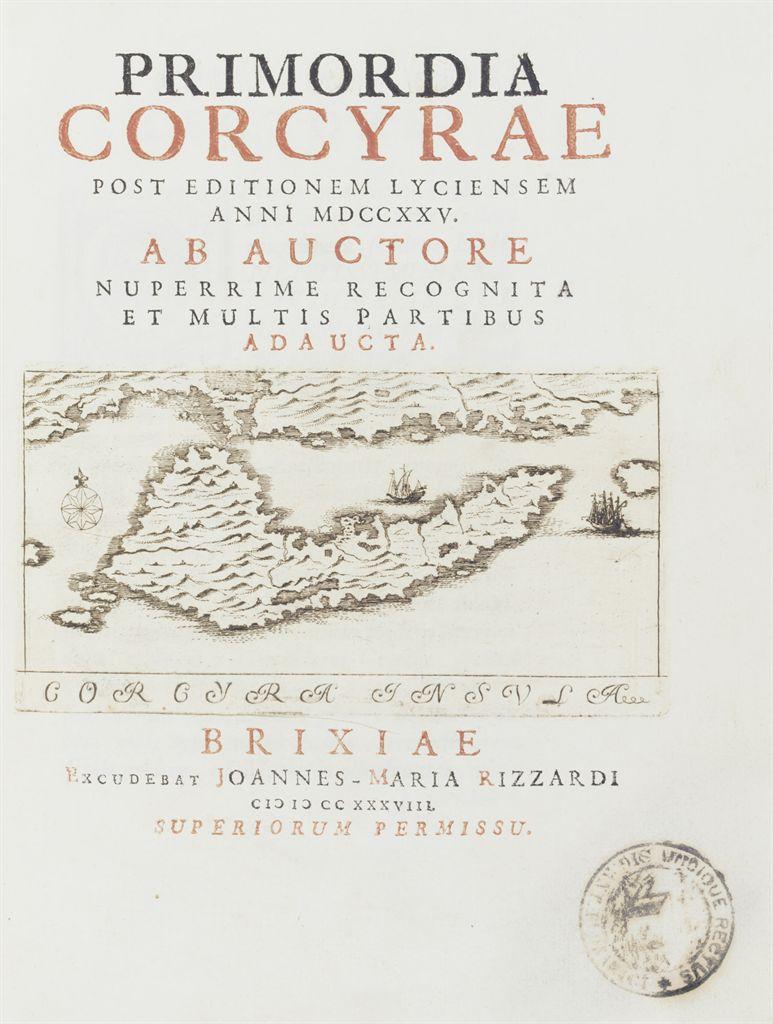 QUIRINI, Angelo Maria (1680-17