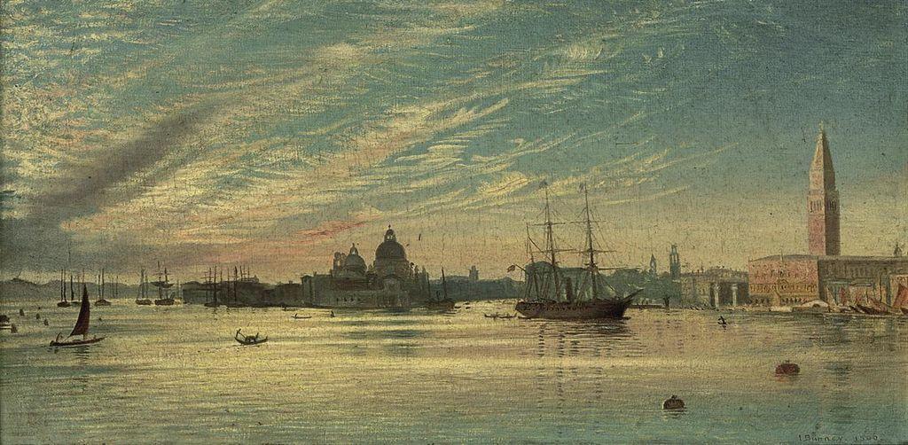 John Wharlton Bunney (1828-188