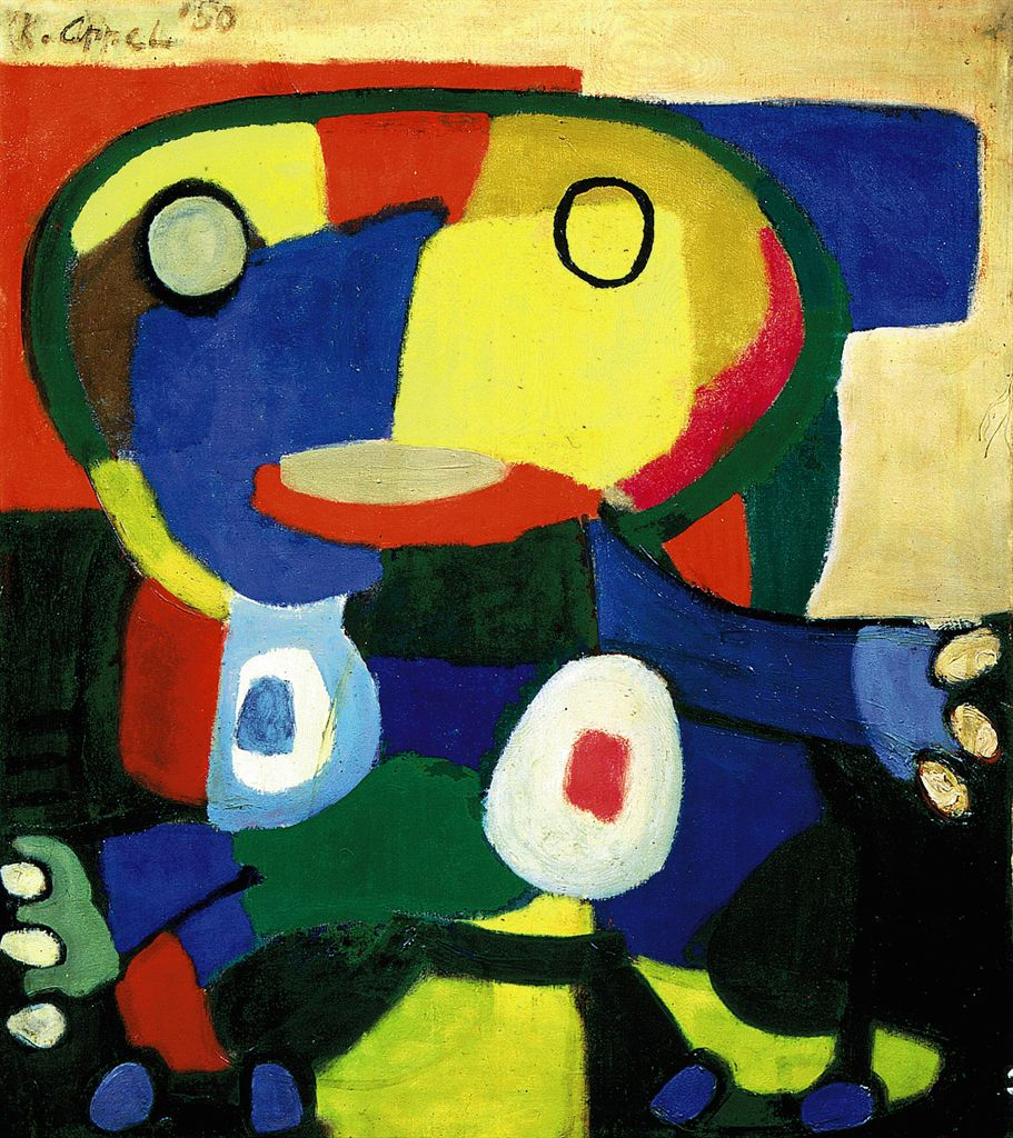 Image result for Karel Appel (1921)