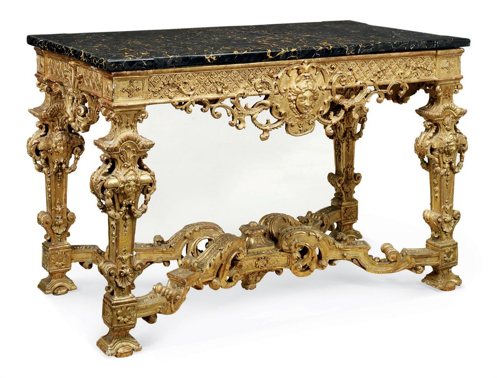 a louis xiv giltwood centre table early th century console a louis xiv giltwood centre ta