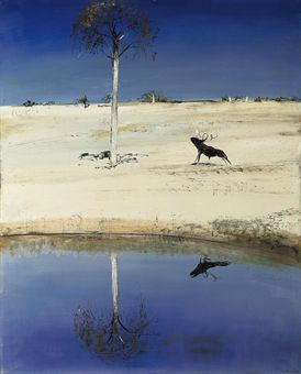 Reflected Tree (1976)