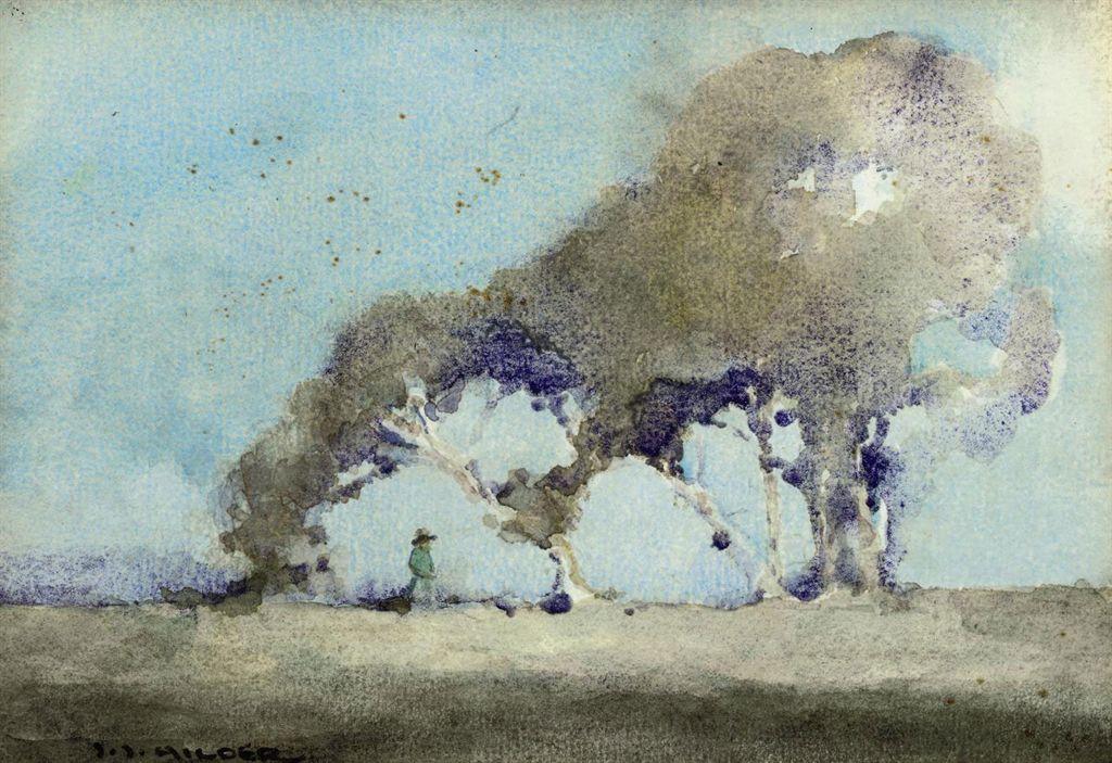 Jesse Jewhurst Hilder (1881-19