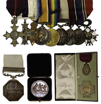 Orders Decorations And Medals Medals By Country