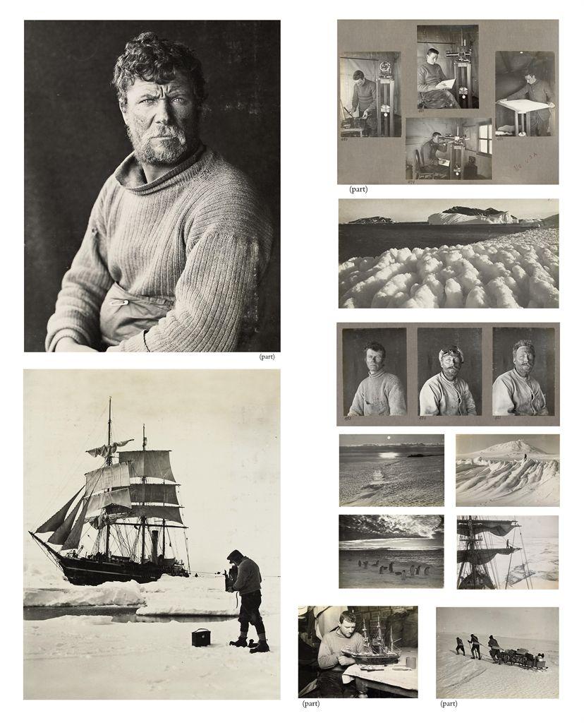 HERBERT GEORGE PONTING (1870-1