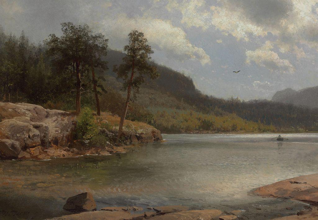Hermann Herzog (1831-1932)