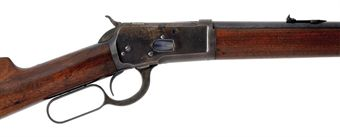 A .44-40 'MODEL 1892' LEVER-ACTION REPEATING RIFLE