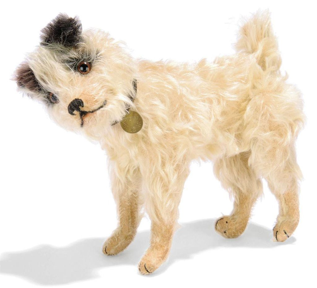 A STEIFF JOINTED CAESAR WIRE H
