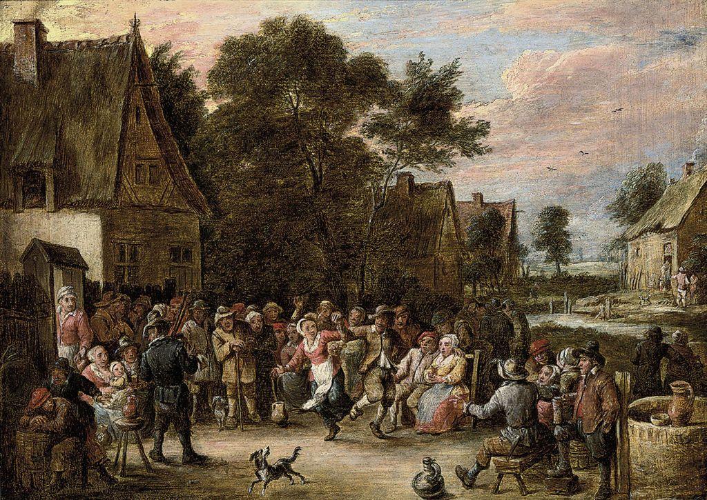 Circle of David Teniers II (Antwerp 1610-1690 Brussels)