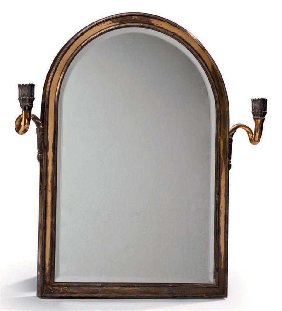 miroir de toilette en vermeil par a aucoc paris debut xx me siecle christie 39 s. Black Bedroom Furniture Sets. Home Design Ideas