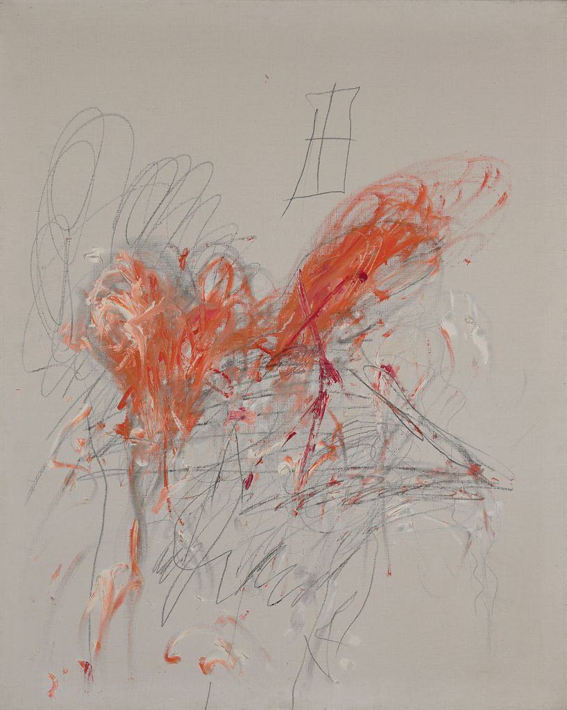 Most Famous Paintings Of Cy Twombly