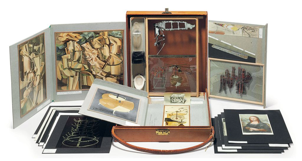 marcel duchamp essay Dada and surrealism the difference between the dada and surrealist movements can be seen through the artwork of such artist as marcel duchamp  all papers are.