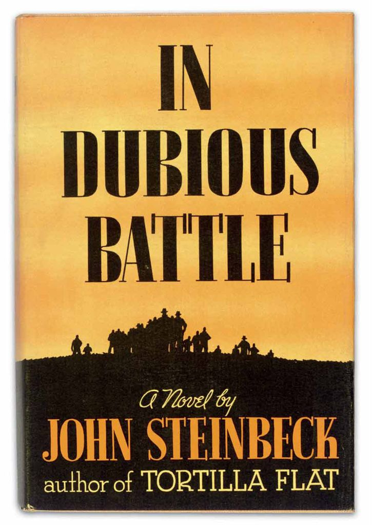 an analysis of characters in novels by john steinbeck
