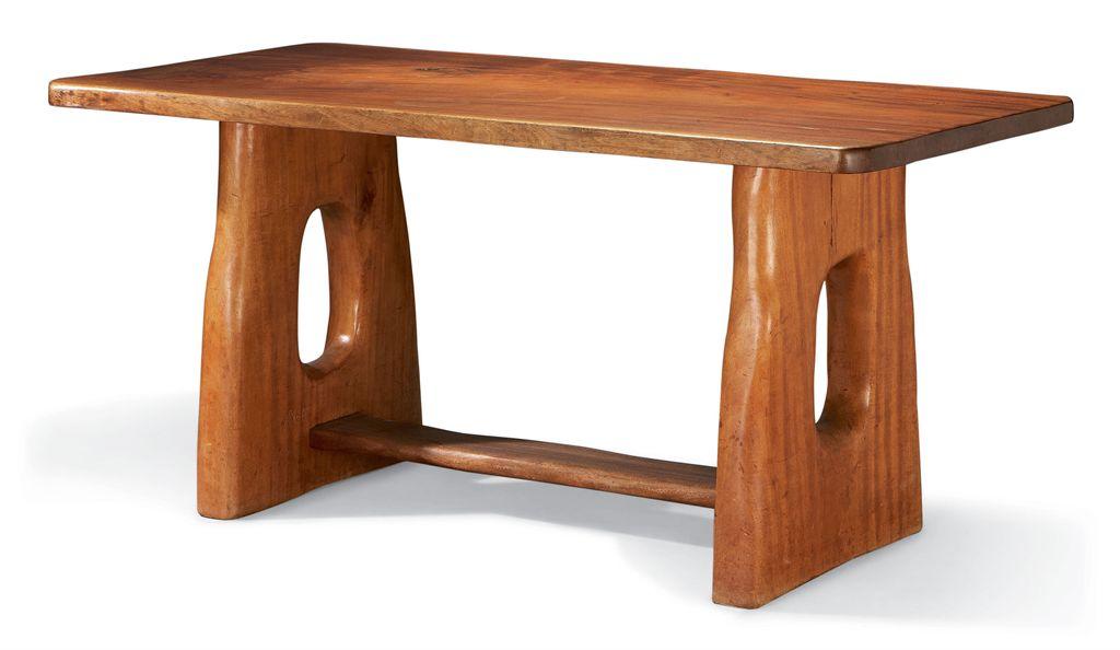 Alexandre noll 1891 1970 table de salle a manger vers for Table de salle a manger new york