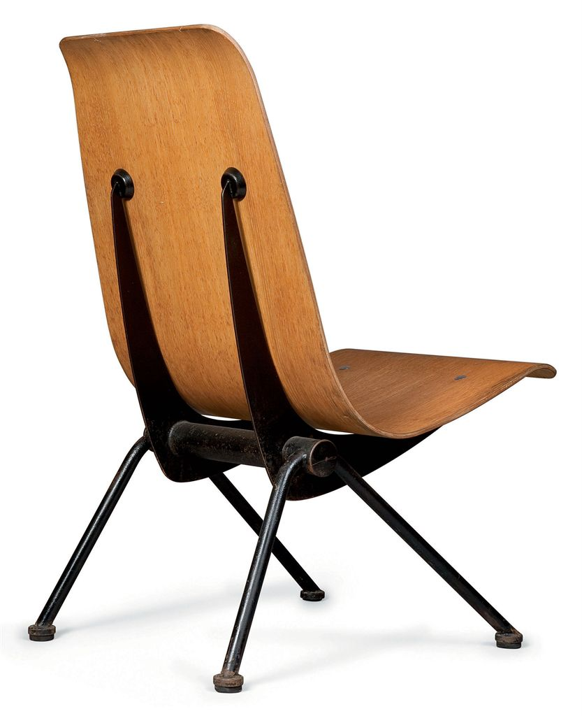 jean prouve 1901 1984 fauteuil 39 antony 39 1954 christie 39 s. Black Bedroom Furniture Sets. Home Design Ideas