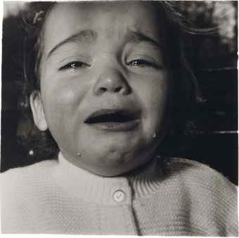 A child crying, N.J., 1967