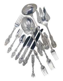 Dating tiffany silver