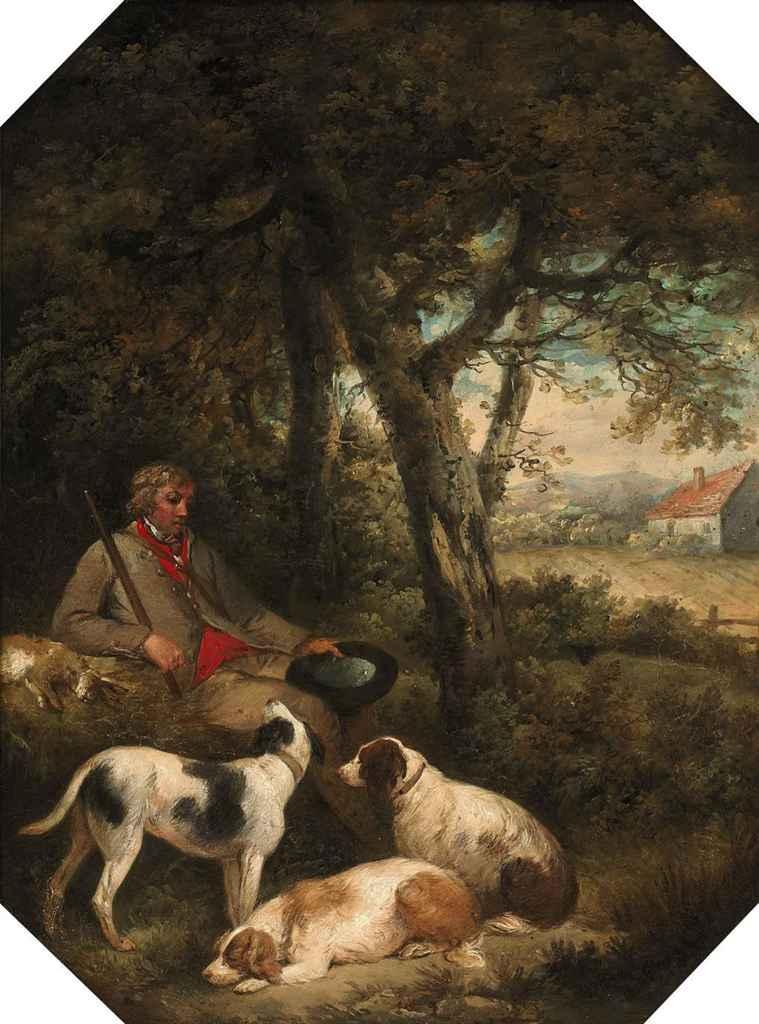 George Morland (London ?1763-1