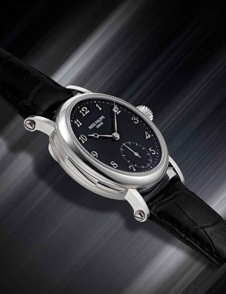 PATEK PHILIPPE, REF 5029P A FINE, RARE AND IMPORTANT PLAT...