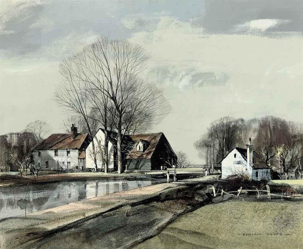 Rowland Hilder (1905-1993)