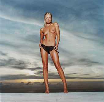 Jaime Pressly, 'Jaime Untamed', February 2004. Enlarge & Zoom