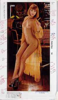 Angel Lynn Boris, July Playmate of the Month, 1996
