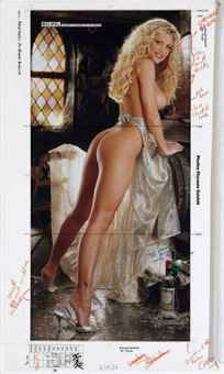 Brande Roderick, April Playmate of the Month, 2000