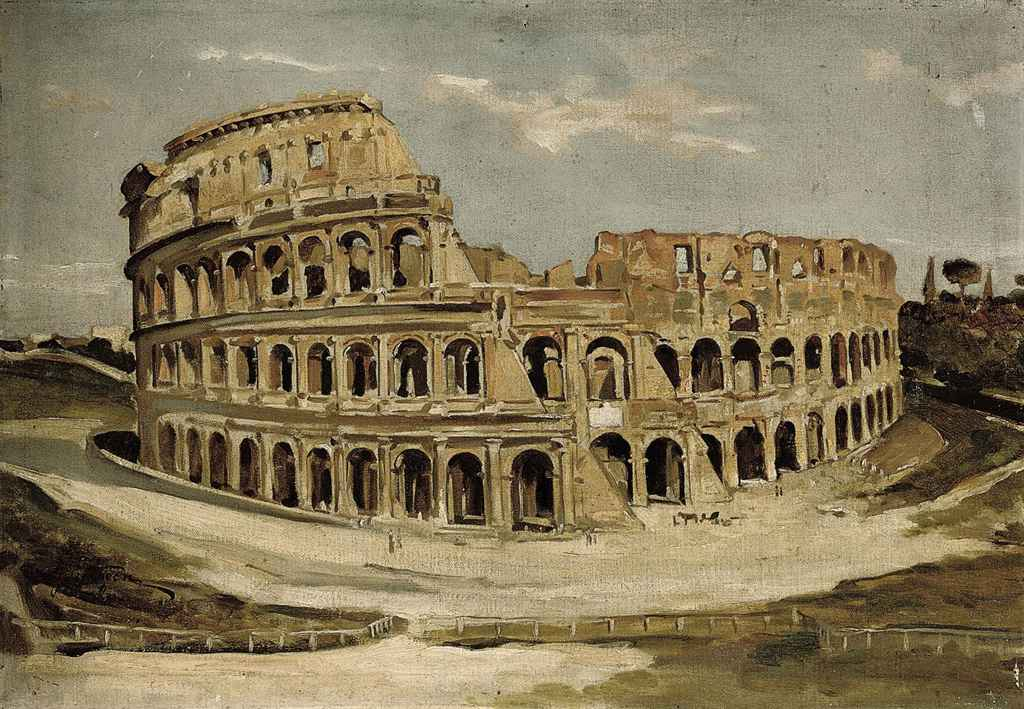 The Colosseum Colosseum Gladiator One Of The Main Purpose Of