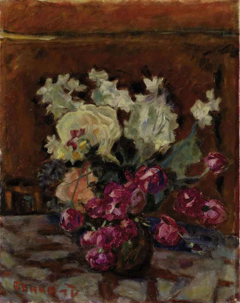 pierre bonnard 1867 1947 vase de fleurs christie 39 s. Black Bedroom Furniture Sets. Home Design Ideas