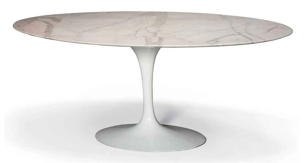 Eero saarinen 1910 1961 editee par knoll international for Table salle a manger largeur 120