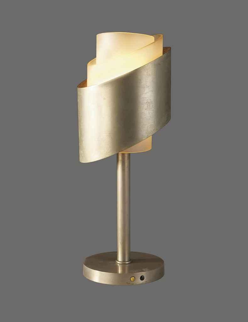 jean perzel 1892 1986 lampe de bureau vers 1928 christie 39 s. Black Bedroom Furniture Sets. Home Design Ideas