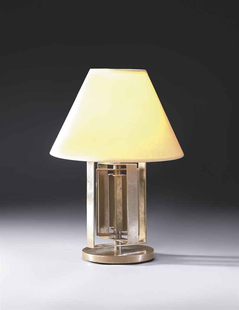 Maison Desny 1927 1933 Lampe De Table Vers 1930