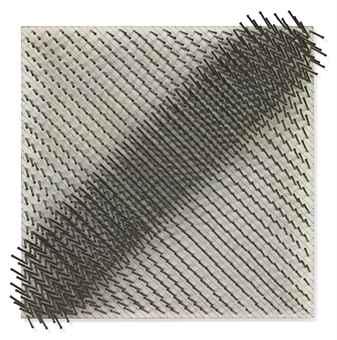Diagonale Struktur