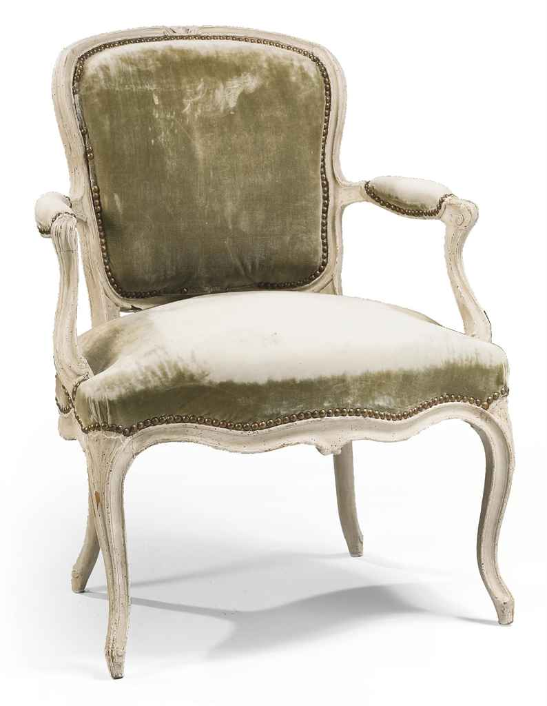 fauteuil en cabriolet d 39 epoque louis xv estampille de jean baptiste lebas milieu du xviiieme. Black Bedroom Furniture Sets. Home Design Ideas