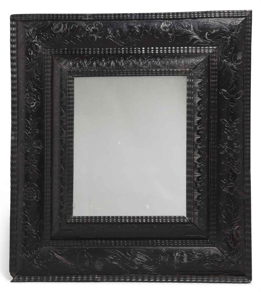 Miroir d 39 epoque baroque xviieme siecle christie 39 s for Miroir baroque