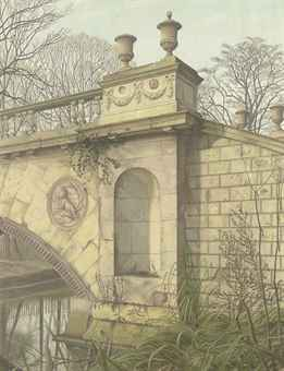 Adam Bridge, Chiswick Park