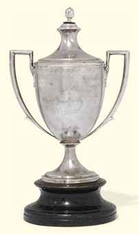 A GEORGE III SCOTTISH SILVER CUP AND COVER