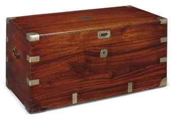 A CAMPHOR-WOOD TRUNK