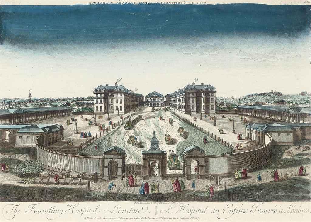 Vue d'optics, late 18th century