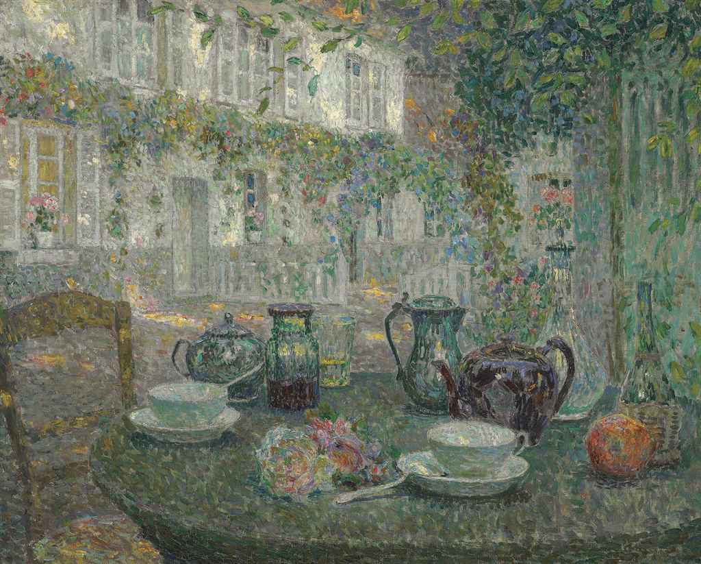 art de la table essay Descriptive essay on the relations between art and life art is life, not something to be placed in a shrine and substituted for life actually, art is an effort to create, besides the real world, a more human entity.