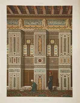 PRISSE D'AVENNES, Achille Constant (1807-1879). L'Art arabe d ...