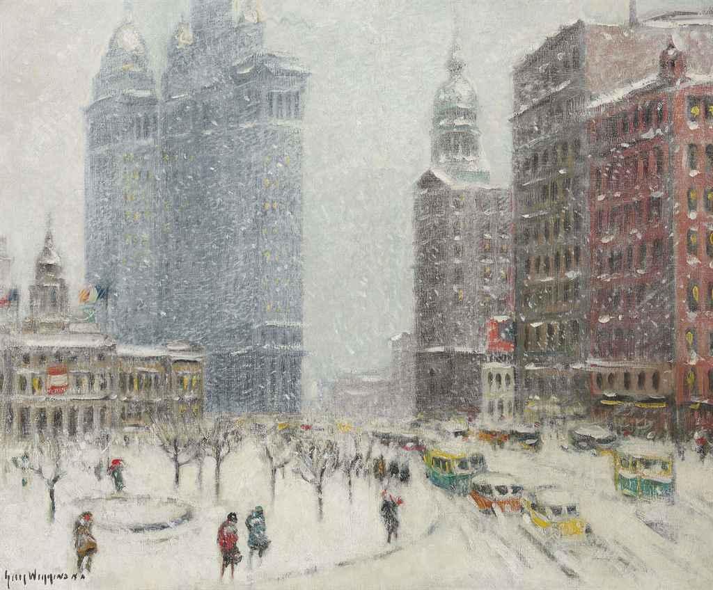 Guy Wiggins (1883-1962)