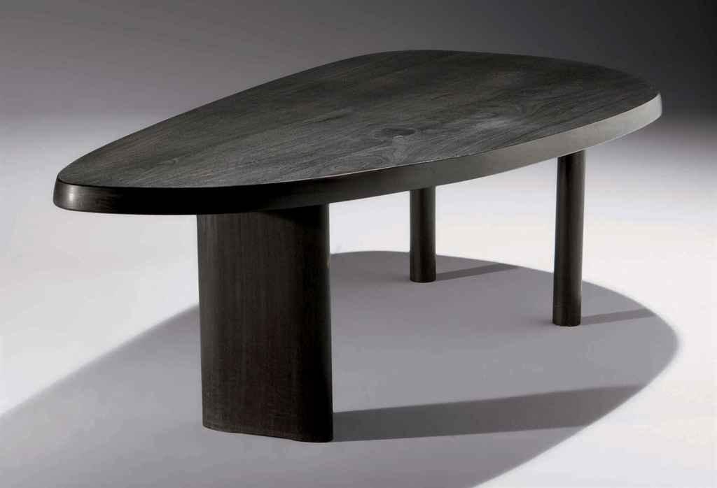 Charlotte perriand 1903 1999 table 39 forme libre 39 le modele cree - Table charlotte perriand ...