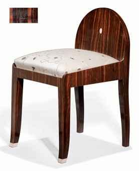 Emile jacques ruhlmann 1879 1933 for Hauteur d une chaise