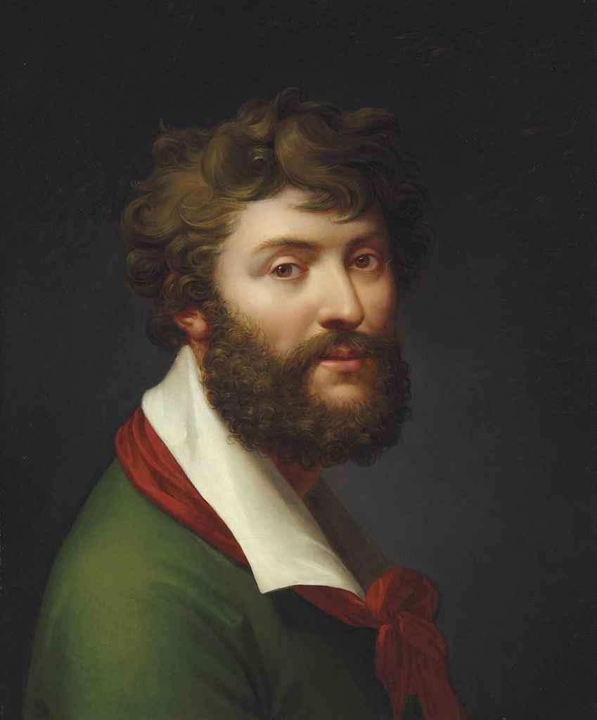Baron Jean-Baptiste Regnault (