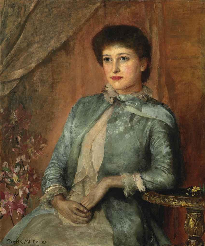 George Frank Miles (1852-1891)